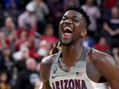 NBA Mock Draft DeAndre Ayton