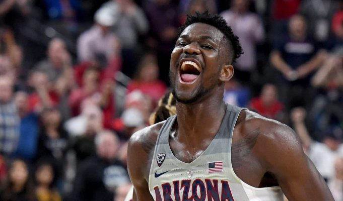 NBA Mock Draft DeAndre Ayton