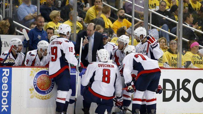Washington Capitals, Pittsburgh Penguins, Game Six, Todd Reirden