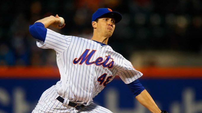 New York Mets Jacob deGrom