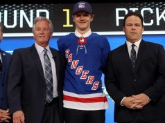 Vitali Kravtsov New York Rangers