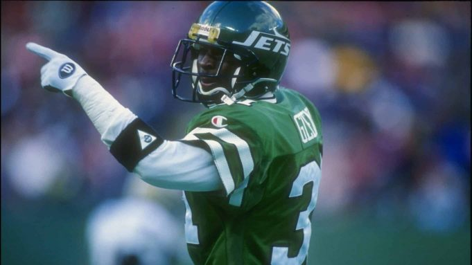Aaron Glenn New York Jets