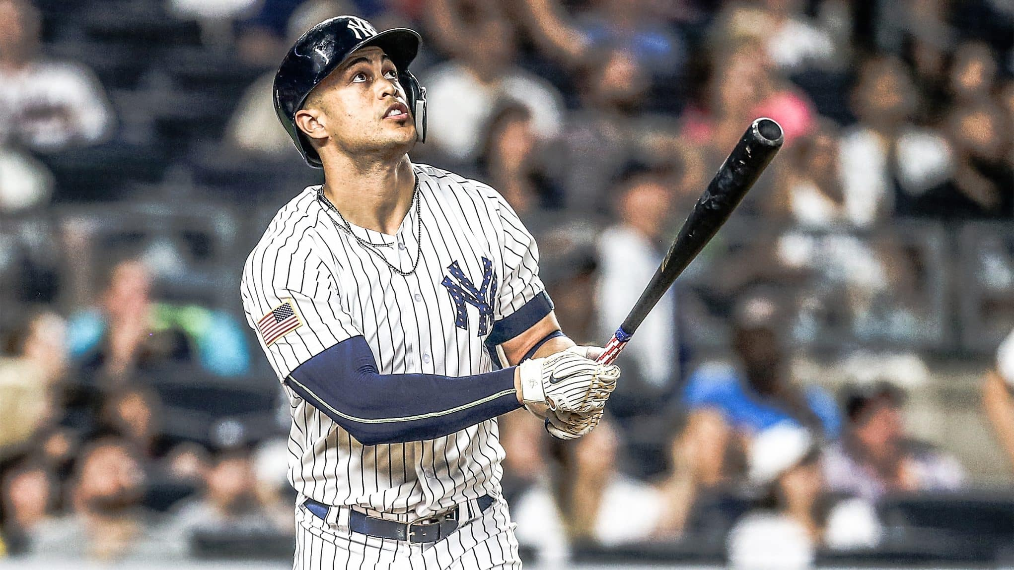 New York Yankees Slugger Giancarlo Stanton Is Poised For A Monstrous