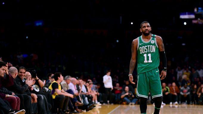 New York Knicks Kyrie Irving