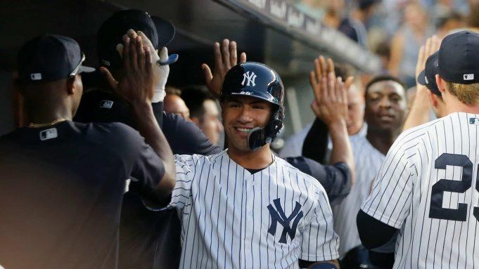 New York Yankees Gleyber Torres