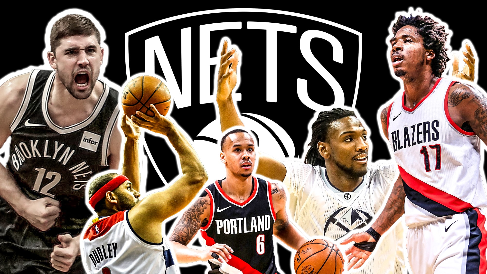 Brooklyn Nets roster Ranking the best moves of the offseason