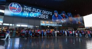 New York Islanders, First Game at Barclays Center