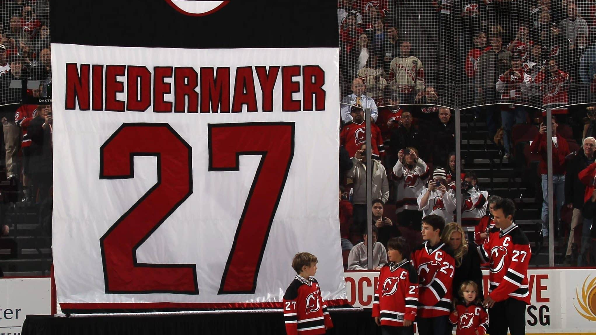 huge discount 053a4 58d5e New Jersey Devils, Scott Niedermayer and the frustration ...
