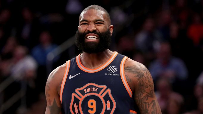 New York Knicks Kyle O'Quinn
