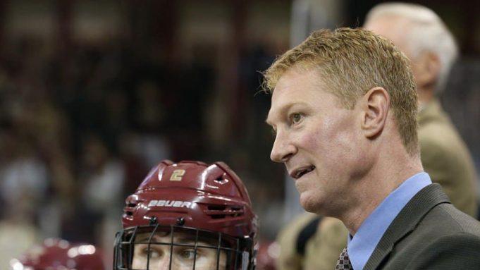 Rangers to hire BC associate coach Greg Brown