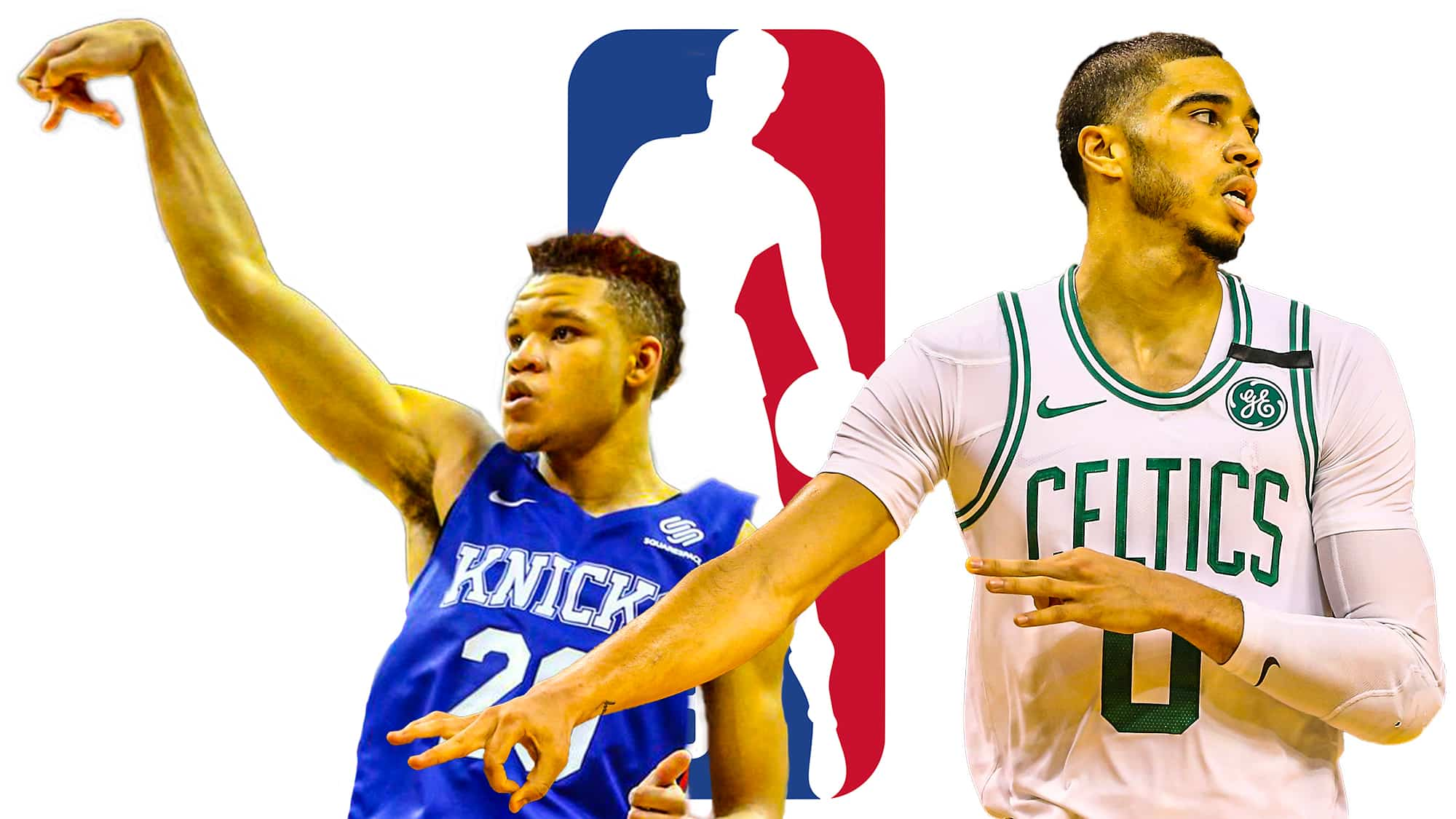 100% authentic 6049c ef5ef New York Knicks rook Kevin Knox could be the next Jayson Tatum