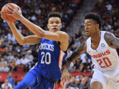 New York Knicks Kevin Knox