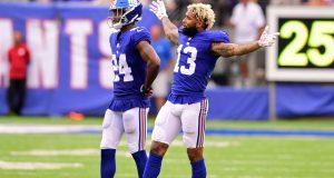 Odell Beckham Jr. New York Giants