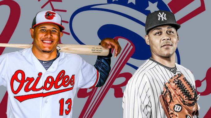 Manny Machado New York Yankees