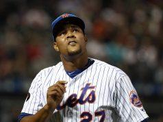 New York Mets Jeurys Familia