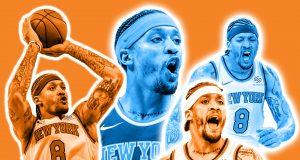 Michael Beasley Knicks