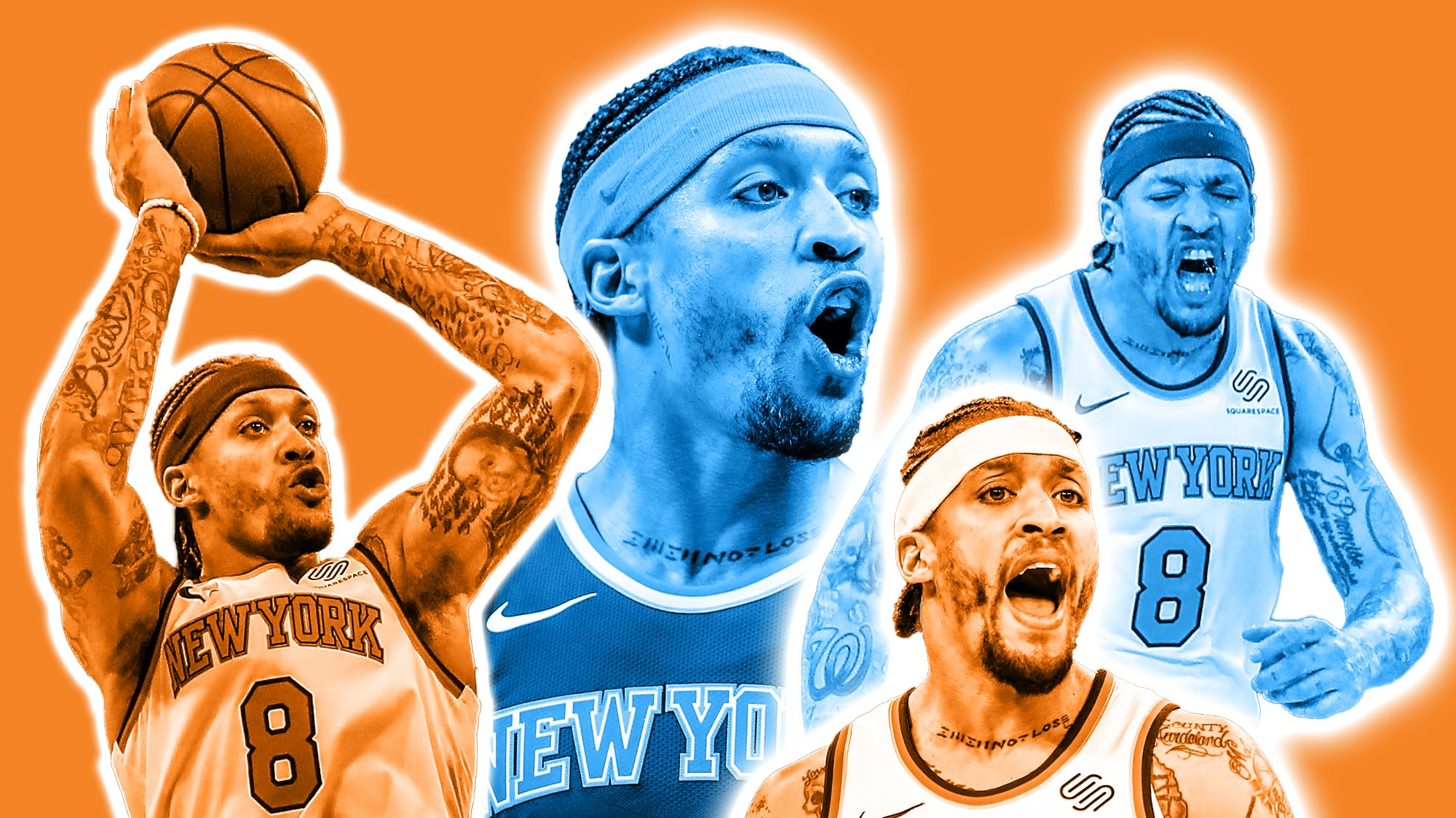 New York Knicks  Top 5 Michael Beasley moments on and off the court 83a61d47f