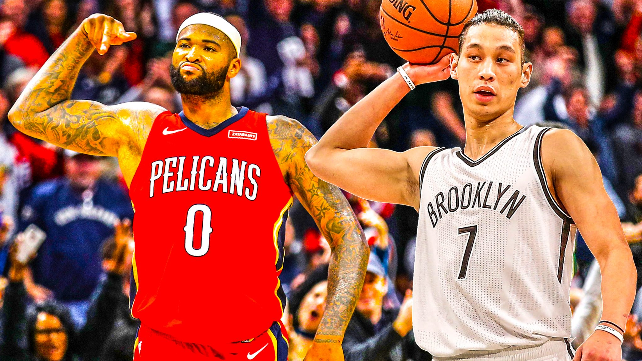 best website 5d4e9 533c0 Brooklyn Nets: DeMarcus Cousins proves there is a market for ...