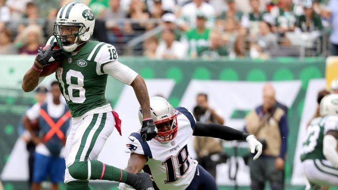 New York Jets ArDarius Stewart