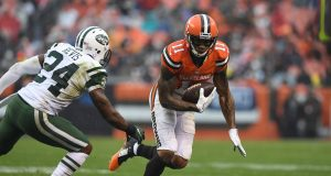 New York Jets Terrelle Pryor