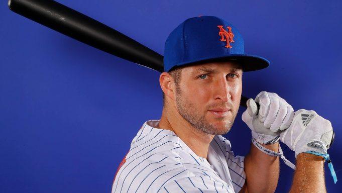 Tim Tebow New York Mets
