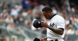 New York Yankees Aroldis Chapman