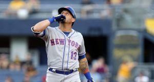New York Mets Asdrubal Cabrera