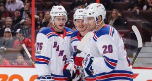 New York Rangers power play lines are crucial