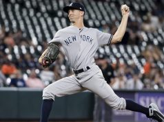 New York Yankees Chasen Shreve