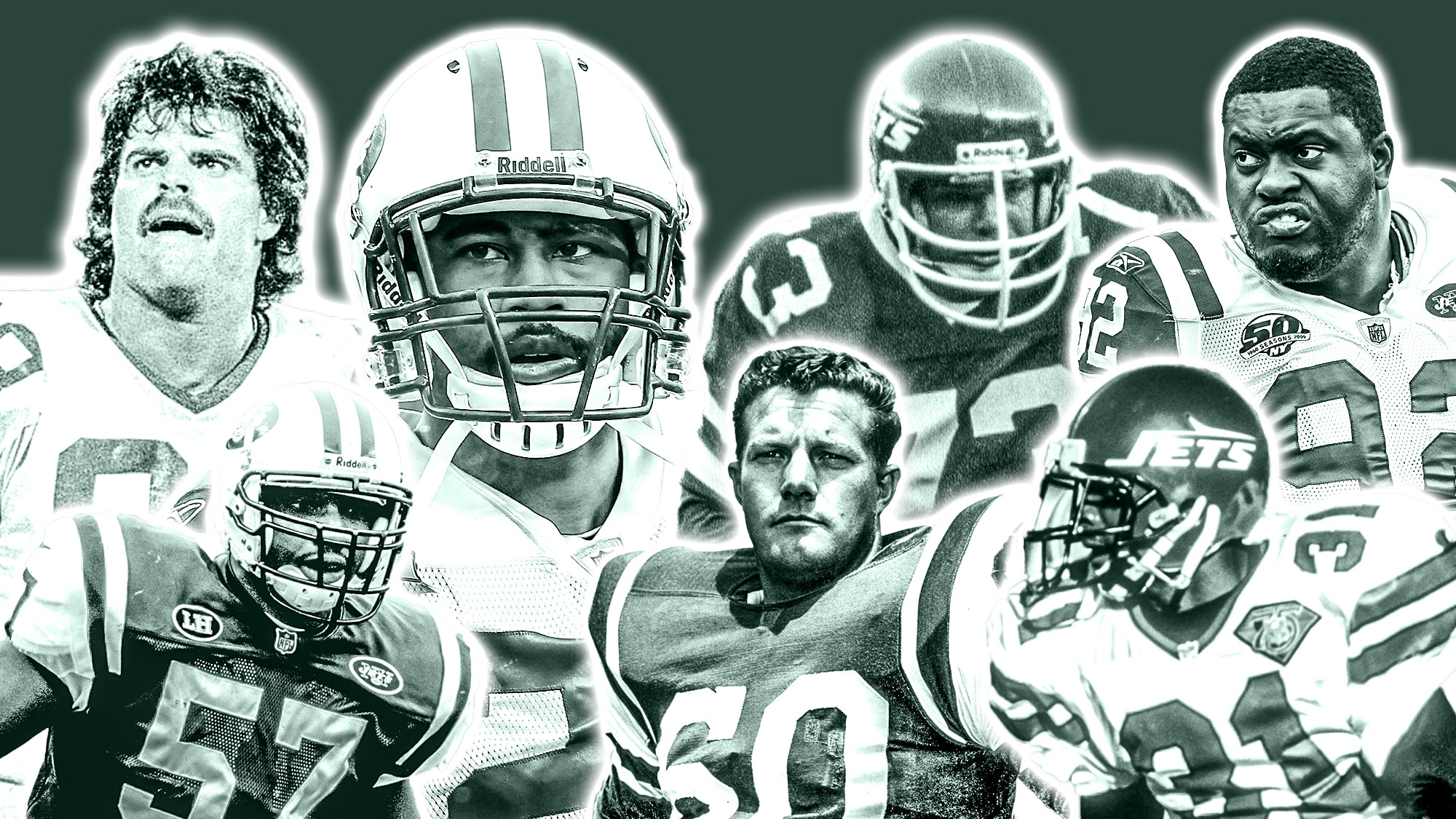 1ac51126f87 New York Jets history: Ranking the greatest defenders of all-time