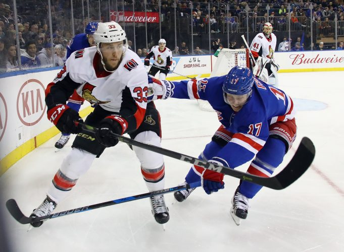 Rangers add Claesson on 1 year deal