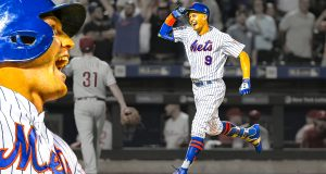New York Mets Brandon Nimmo