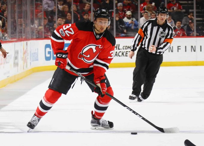 New Jersey Devils agree to terms with Kapla