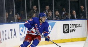 New York Rangers agree to terms with 5 players on Monday