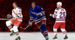 New York Rangers toughest
