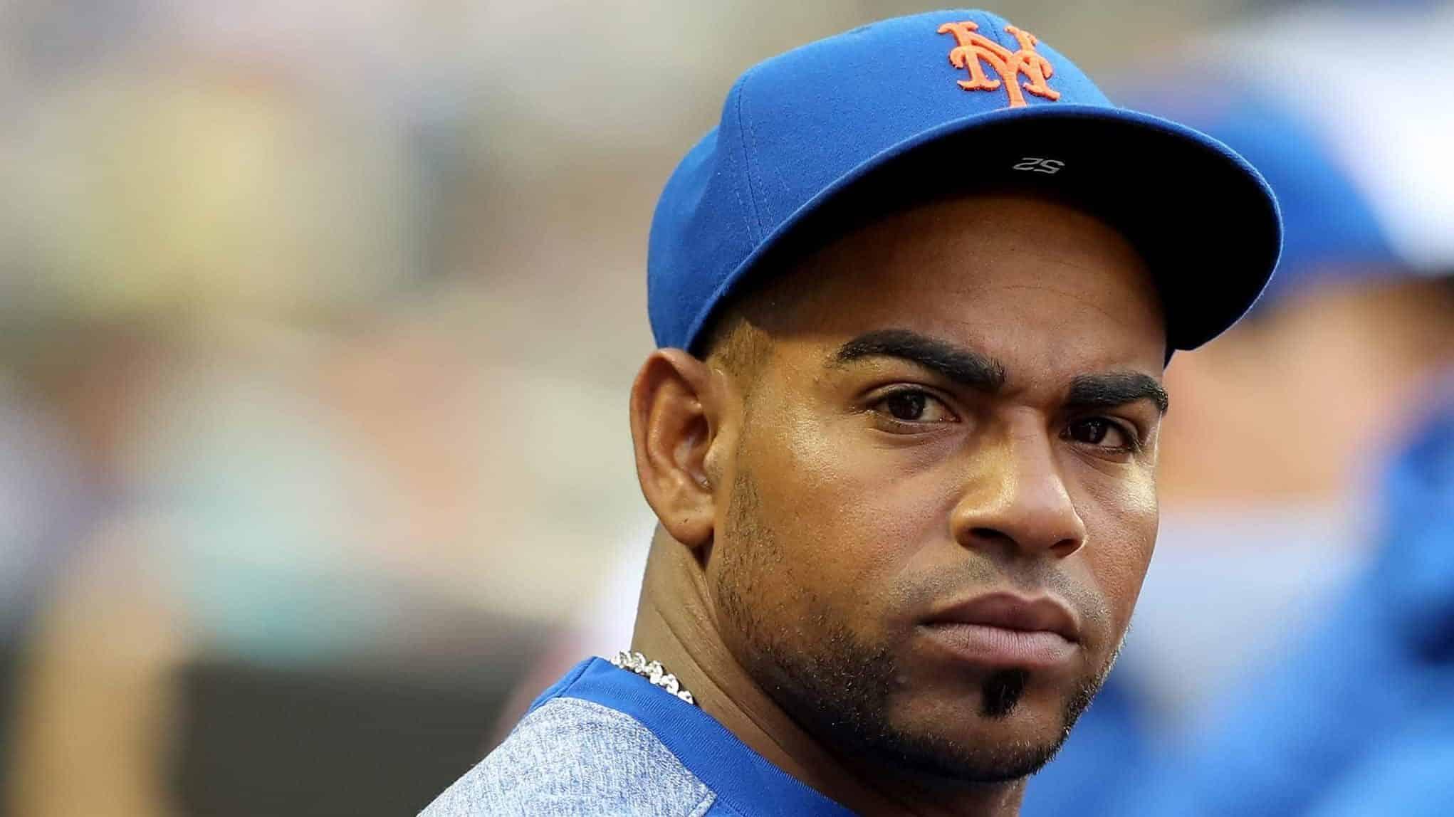 Yoenis Cespedes New York Mets