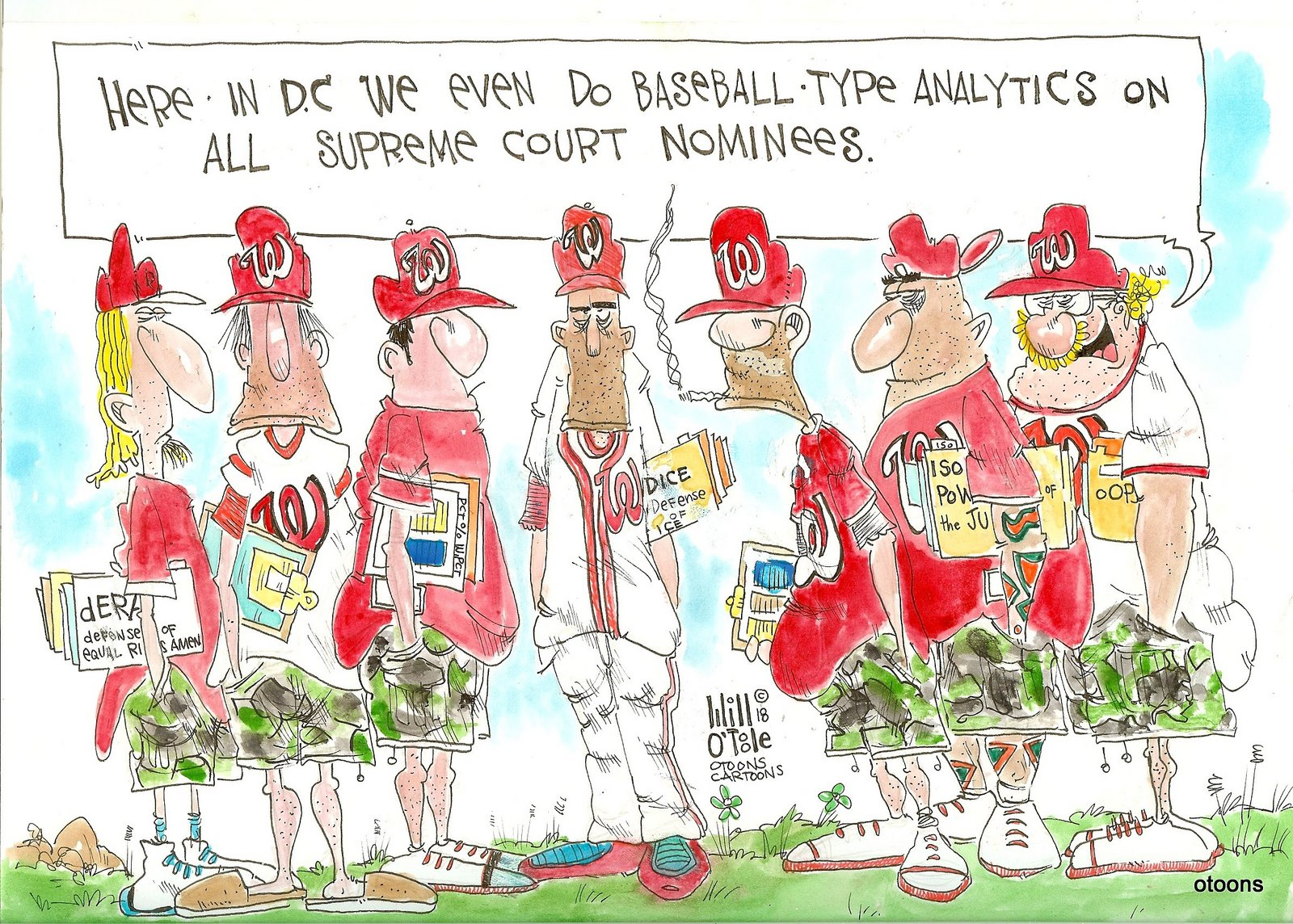 O'Toole Cartoons