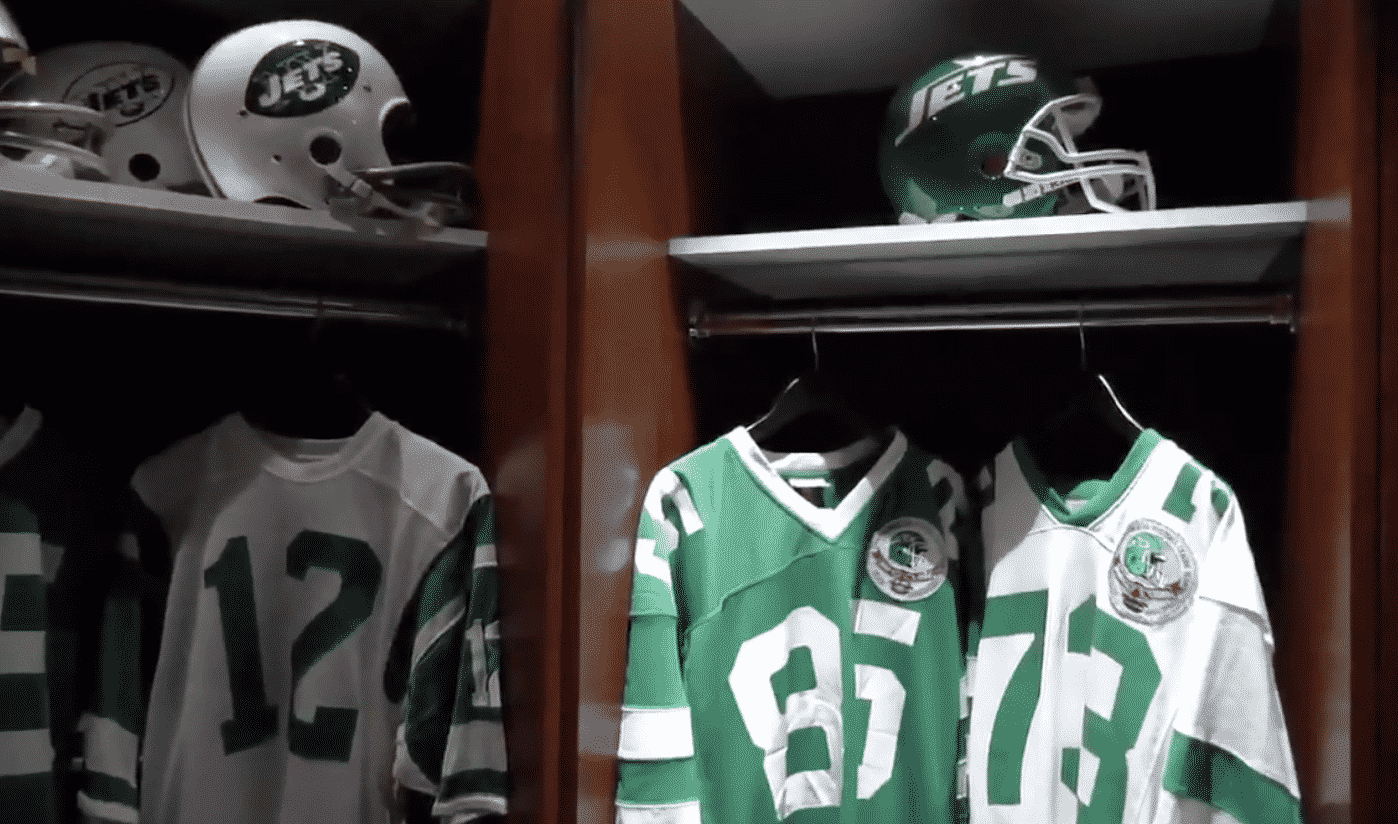 low priced 9dc39 bef6d New York Jets news: Team to unveil new uniforms in Spring of ...