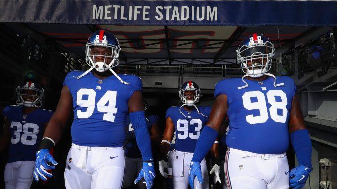 New York Giants Tomlinson Hill