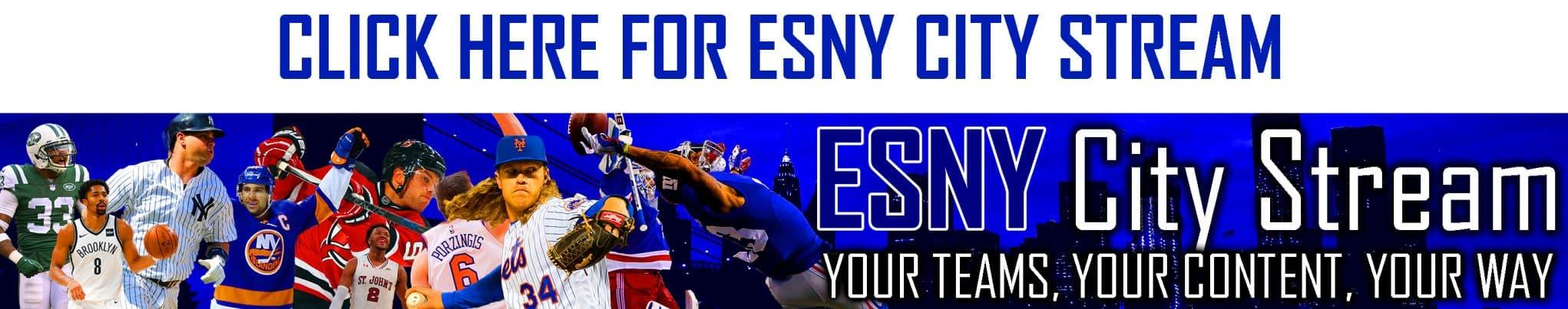 ESNY City Stream