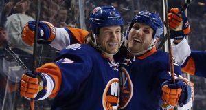 Tampa Bay Lightning. New York Islanders, Matt Martin, Casey Cizikas, Barclays Center