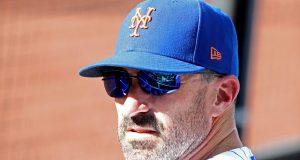 New York Mets Mickey Callaway