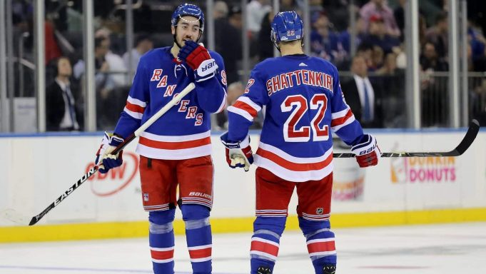 Rangers power play needs to improve