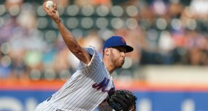 Zack Wheeler New York Mets
