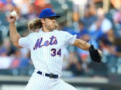 New York Mets Noah Syndergaard