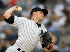 New York Yankees Sonny Gray