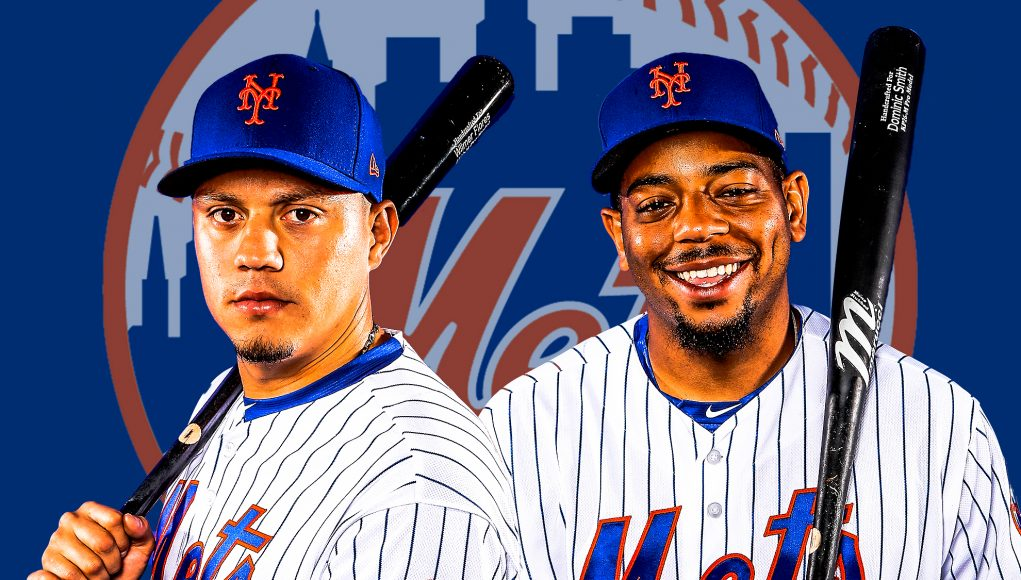 Wilmer Flores Dominic Smith