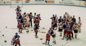 1992 Division Finals - Game 6: New York Rangers v New Jersey Devils