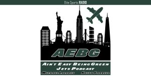 Ain't Easy Being Green Podcast