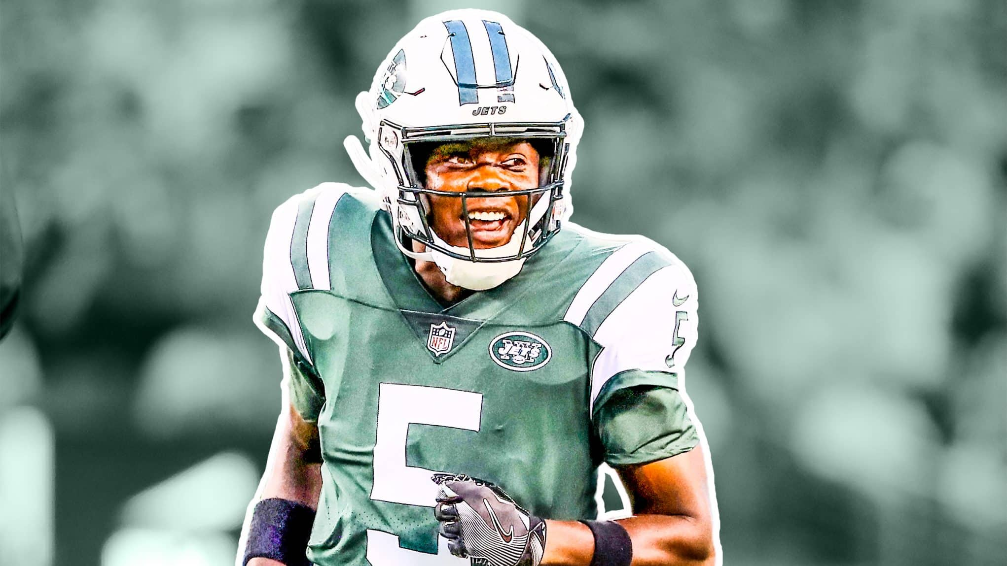 competitive price 3149a 89f70 New York Jets cannot start Teddy Bridgewater for one ...